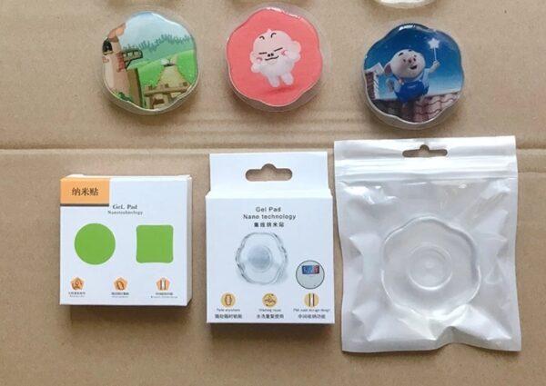 Nano Magic Sticker Gel Pad