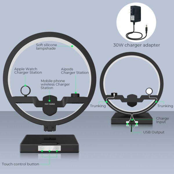 Multifunction-30W-Fast-Charging