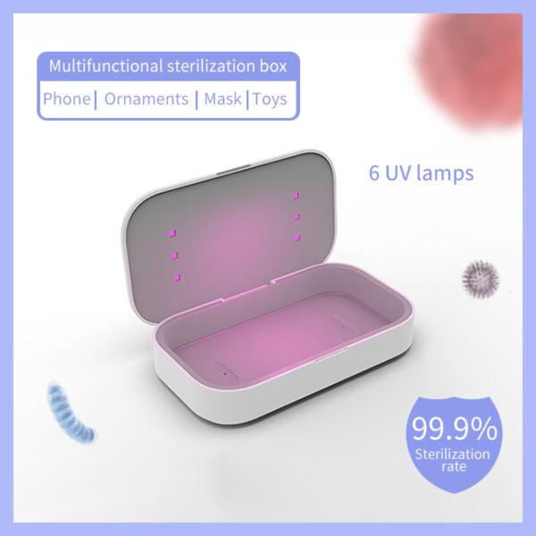 Handheld Portable Germicidal UV Light