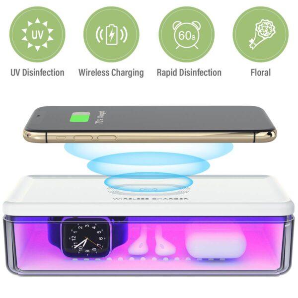 3-in-1 Phone Sterilizer Box