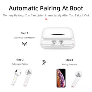Sport wireless earphone