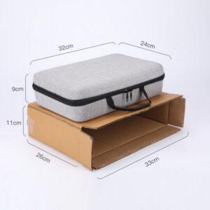 shipping box size
