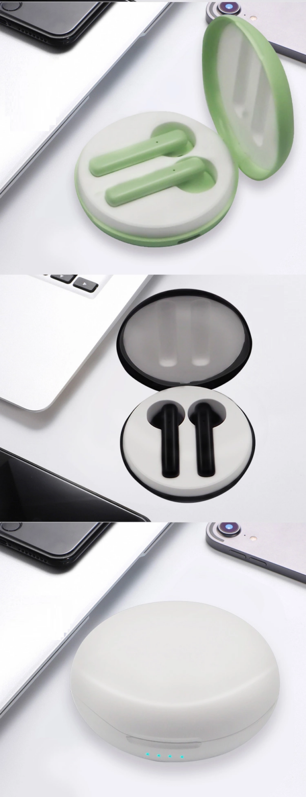 tws earphone with round shape (2)