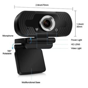 1080P Laptop webcam