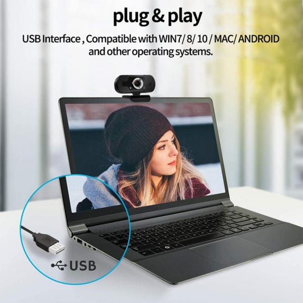 HD 1080P Webcam (1)