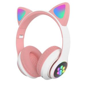 LED Cat Ear headphone (3)