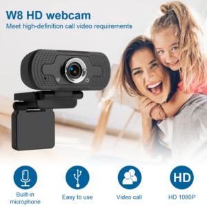 Webcamera Laptop USB Webcam (3)