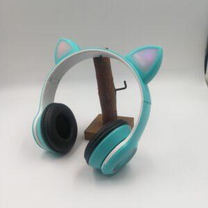 Wireless Headphone with Led