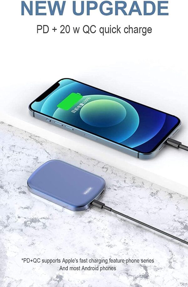 portable magnetic power bank
