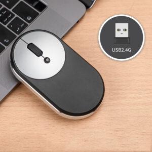 2.4G Slim Wireless Mouse
