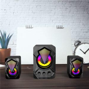Amplifier Subwoofer Wireless Speaker 5W 2021