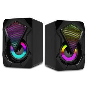 USB Computer Speakers RGB