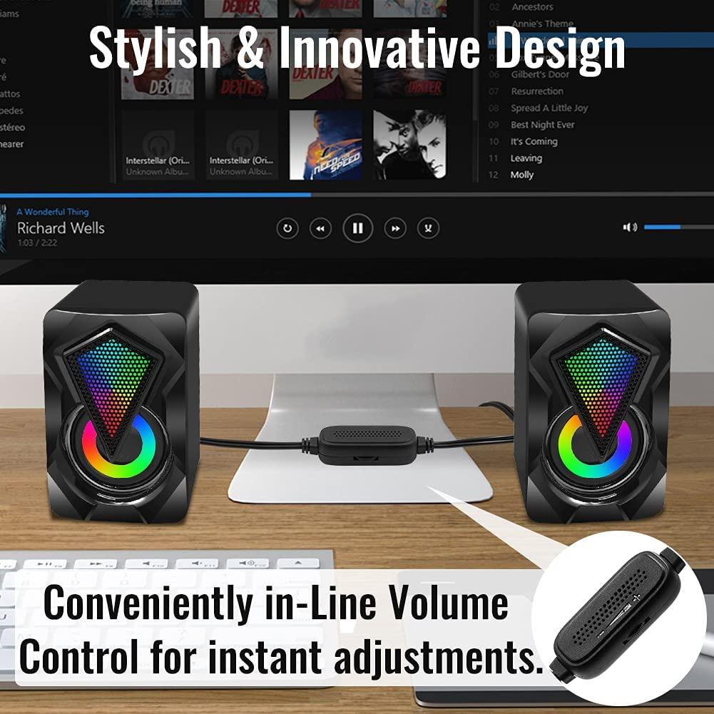 Wired PC Speaker