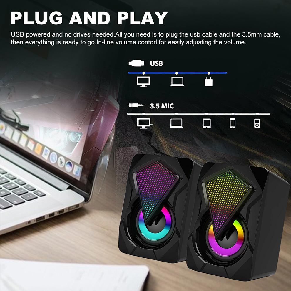gaming pc speaker